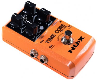 Педаль эффектов NUX Time Core Deluxe