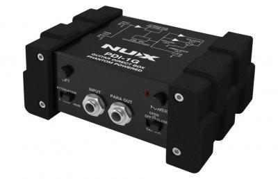 Активный DI-box NUX PDI-1G