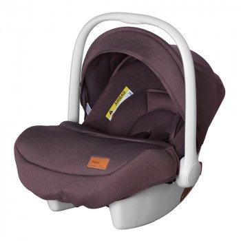 Автокрісло дитяче для новонароджених CARRELLO Mini CRL-11801/1 Coffee Brown група 0+