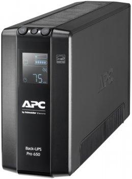 ИБП APC Back UPS Pro BR 650VA (BR650MI)