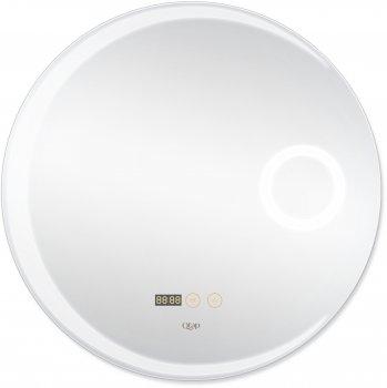Зеркало QTAP Mideya с антизапотеванием (DC-F804) 600х600 QT2078F804W