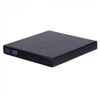 Зовнішній USB DVD-RW CD-RW привід FOVORE портативний пристрій