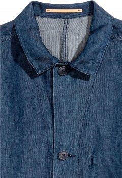 Джинсова куртка H&M 5022265-ACXD Синя