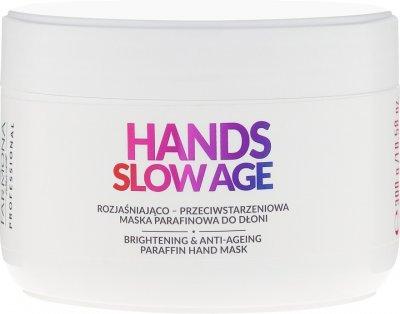 Парафінова маска для рук Farmona Hands Slow Age Brightening & Anti-ageing Paraffin Hand Mask 300 мл