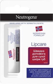 Помада Neutrogena Норвежская формула SPF 4 4.8 г (3574660271072)