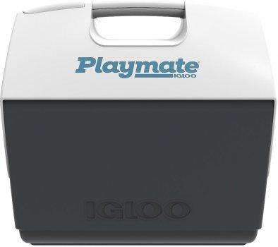 Термобокс Igloo Playmate Elite 15 л Сірий (0342233248584)