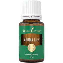 Эфирная смесь YOUNG LIVING Жизненная Сила Aroma Life 15мл (33285)