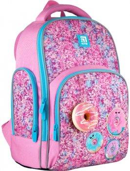 Рюкзак Kite Education для дівчаток 800 г 38x29x16.5 см 16 л Рожевий (K21-706M-2)