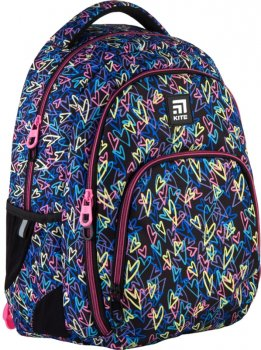 Рюкзак Kite Education teens 910 г 42x32x13 см 19.5 л Паттерн (K21-905M-1)