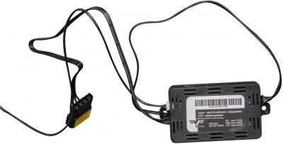 Хаб для керування RGB-підсвіткою Frime 6 FAN port + 1 LED port (FLFH-6port6pinRF)