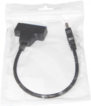 Адаптер Frime USB 3.0 с SATA I/II/III (FHA302002)