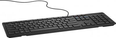 Клавиатура проводная Dell Multimedia KB-216 USB (UKR/ENG/RUS) (580-AHHE)
