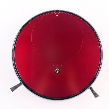 Мощный робот-пылесос INSPIRE с функцией влажной уборки Turbo9 Red (mobile Wi-Fi App)
