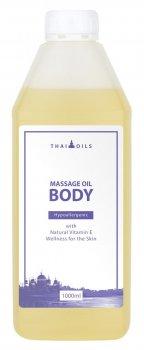 Профессиональное массажное масло «Body 1000 ml