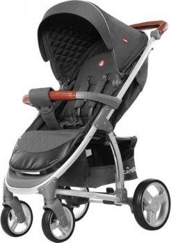 Прогулянкова коляска Carrello Vista CRL-8505 Steel Grey Льон (153629)