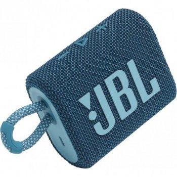 JBL Go 3 Blue (JBLGO3BLU) (F00230935)