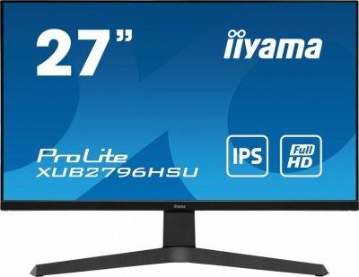 Монітор Iiyama XUB2796HSU-B1 (F00238318)