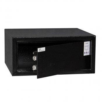 Сейф мебельный Ferocon, модель БС-23К из стали черный (801245)