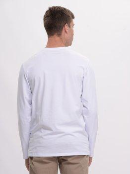Лонгслів Calvin Klein Jeans 9365.2 Білий