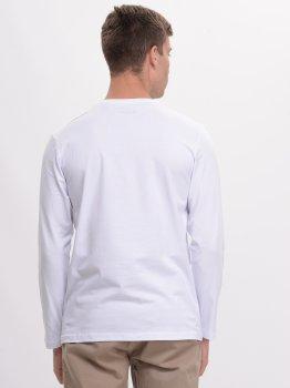 Лонгслів Calvin Klein Jeans 9367.2 Білий