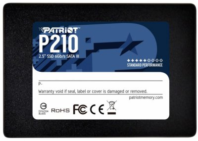 """Patriot P210 2.5"""" 128GB (P210S128G25)"""