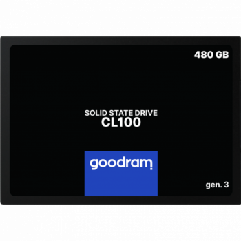 "Goodram CL100 480GB 2.5"" (SSDPR-CL100-480-G3)"