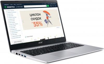 Ноутбук Acer Aspire 3 A315-23-R068 (NX.HVUEU.00P) Pure Silver
