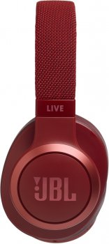 Наушники JBL LIVE 500 BT Red (JBLLIVE500BTRED)