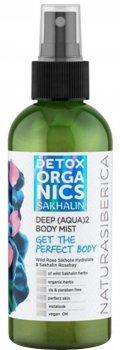 Лосьон для тела Natura Siberica Detox organics Sakhalin Увлажняющий 170 мл (4680038354618)