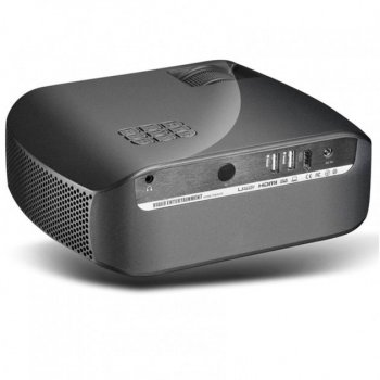 Мультимедійний LED-проектор для домашнього кінотеатру HD ViviBright F10 Чорний