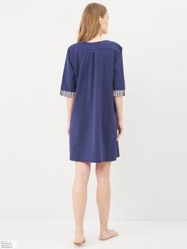 Плаття пляжне Effetto 0127 Синє