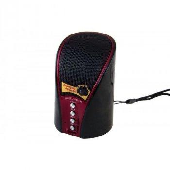 Бездротова Bluetooth колонка блютуз WS-133 портативна акустика