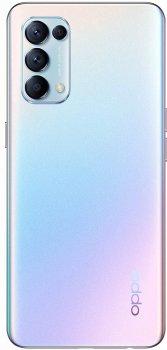 Мобільний телефон OPPO Find X3 Lite 8/128GB Galactic Silver