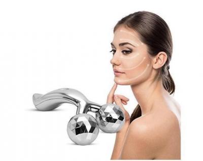 3D-массажер роликовый для лифтинга кожи лица и тела