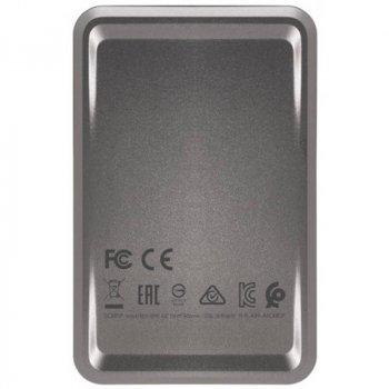 """Накопичувач зовнішній SSD 2.5"""" 500GB USB A-Data SC685P Titanium (ASC685P-500GU32G2-CTI)"""