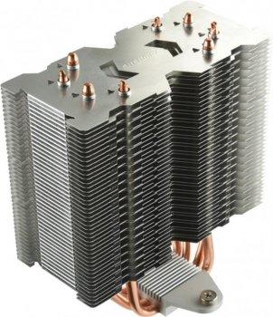 Кулер процесорний Enermax ETS-F40 Silent Edition (ETS-F40-FS), Intel: 2066/2011-3/2011/1200/1150/1151/1155/1156/1366/775, AMD: FM1/FM2/FM2+/AM2/AM2+/AM3/AM3+/AM4, 156x140x93 мм, 4-pin
