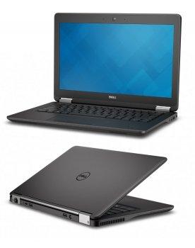 Ноутбук Dell Latitude E7250-Intel Core-I5-5300U-2.3GHz-4Gb-DDR3-128Gb-SSD-Web-(B)- Б/В
