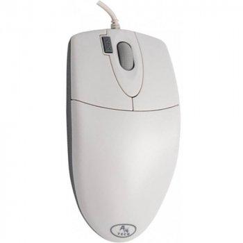 Миша A4Tech OP-620 USB White (OP-620 USB W)