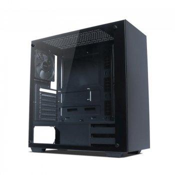 Корпус Tecware Nexus M Black (TW-CA-NEXUS-M-BK) без БП (TW-CA-NEXUS-M-BK)