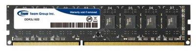 Оперативна пам'ять Team DDR-3 8GB 1600 MHz Elite (TED3L8G1600C1101)