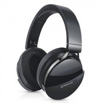 Навушники REAL-EL GD-880 Black (EL124100044)
