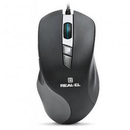 Real-El RM-780 Gaming Black USB (EL123200023)