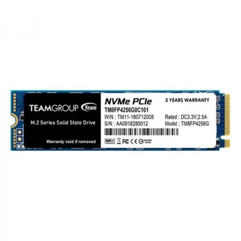 SSD-диск Team MP34 M.2 2280 TM8FP4256G0C101 (TM8FP4256G0C101)