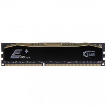 Team DDR3 8GB 1600 MHz Elite Plus Black (TPD38G1600HC1101)