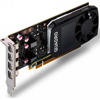 PNY QUADRO P1000V2 4GB 4mDP/1DP (VCQP1000V2-SB)