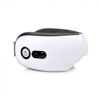 Массажер для глаз Smart Massager EYE со звукотерапией белый