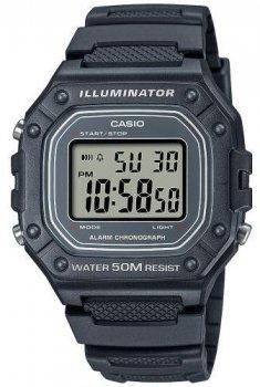 Чоловічий наручний годинник Casio W-218H-8AVEF