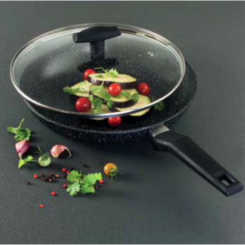 Сковорода Tiross TS-1255P 26 см Black