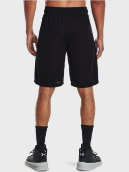 Шорты Under Armour Ua Baseline 10' Short-Blk 1361905-001 Черные