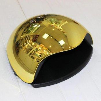 UV/LED Лампа для высыхания гель-лаков SUN 5 на 48 W золотая